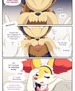 Special Services 1 016 and Gay furries comics