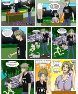 Super Loathing 002 and Gay furries comics