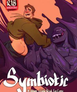 Symbiotic – A Venom x Eddie Brock Fan Comic gay furry comic