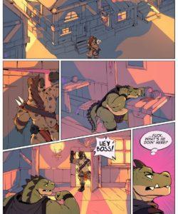 Tavern 001 and Gay furries comics