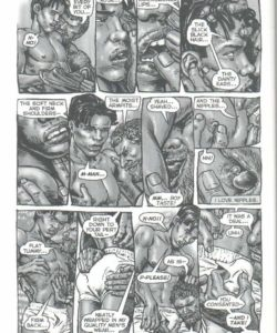 Teasy Meat 015 and Gay furries comics