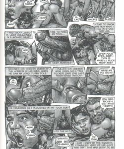 Teasy Meat 020 and Gay furries comics