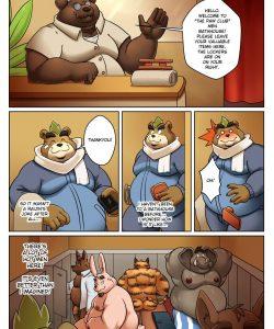 The Dark Room 005 and Gay furries comics