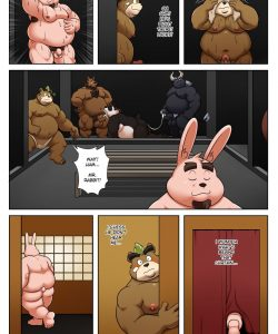 The Dark Room 008 and Gay furries comics