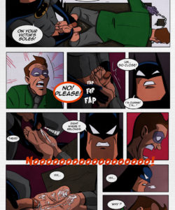 The Foot Soldier 1 - The Last Riddle 006 and Gay furries comics