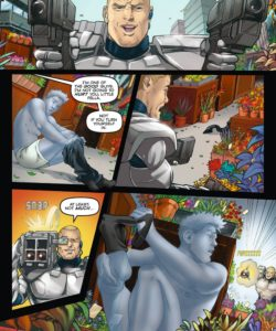 The Young Protectors – Engaging The Enemy 0 gay furry comic