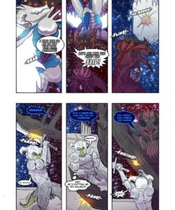 Thievery 1 – Issue 5 Part 2 – Climax gay furry comic