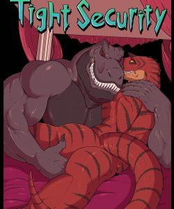 Tight Security 001 and Gay furries comics
