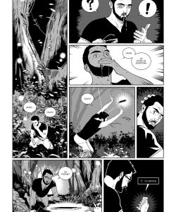 Totem War 1 - Welcome To God's Battle Field 016 and Gay furries comics