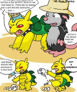 Tropical Cactus 004 and Gay furries comics