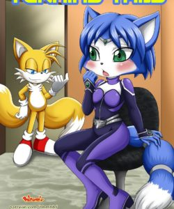 Turning Tails gay furry comic
