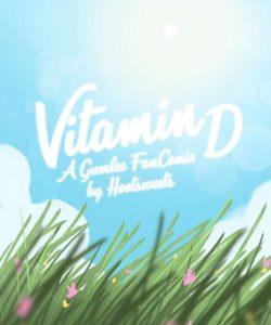 Vitamin D 001 and Gay furries comics