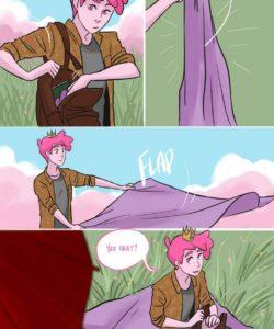Vitamin D 003 and Gay furries comics