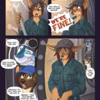 Waystone - Pride In Your Work gay furry comic