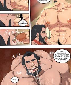 We Need To Talk gay furry comic