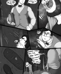 When Your Prey Behaves Like Jekyll And Hyde 001 and Gay furries comics